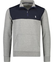 ralph lauren sweater grijs navy