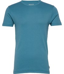 t-shirts t-shirts short-sleeved blå esprit casual