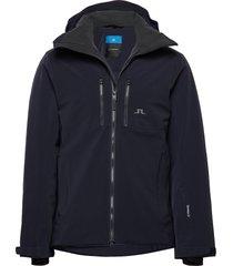 m watson jkt-dermizax ev 2l outerwear sport jackets blå j. lindeberg ski