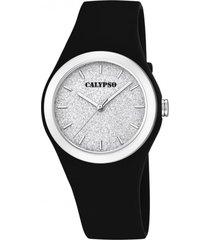 reloj k5754/6 multicolor calypso mujer trendy