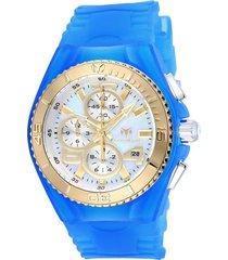 reloj azul technomarine tm-115266 - superbrands