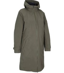 parka outdoor ampio 3 in 1 (verde) - bpc bonprix collection