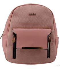 mochila chipre rosa lilás carteras