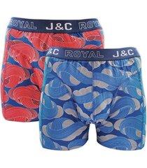 j&c heren boxer 2 pak 30051-xxl