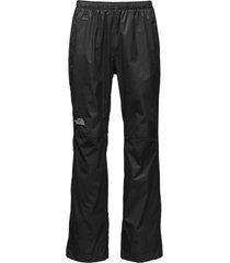 pantalon venture 1/2 zip negro the north face