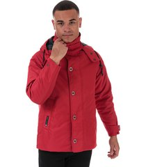 mens ied consort heavy oxford jacket