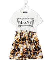 acanthus t-shirt dress