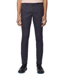 boss men's kaito dark blue travel pants