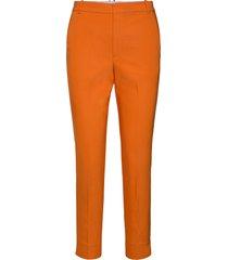 zella pant slimfit broek skinny broek oranje inwear