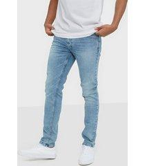 solid slim-joy blue259 str slim jeans denim