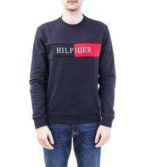 tommy hilfinger cotton sweatshirt