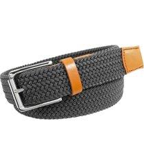 florsheim koufax elastic woven casual belt