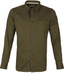anerkjendt aklenny twil shirt 9520009 cypress