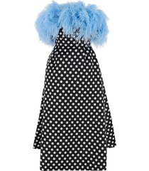 dress with hidden back closure