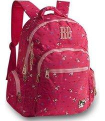 mochila para notebook rebecca bonbon feminina