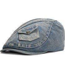 berretto da baseball per berretti da sole con protezione solare a righe vinatge