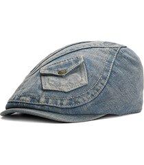 cappello di berretto cappellino design cappello maschile cappello casual vinatge cappellini cowboy protezione solare