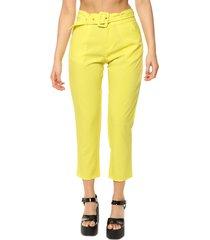 pantalón amarillo muet store milán