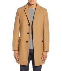 men's hugo migor wool blend coat