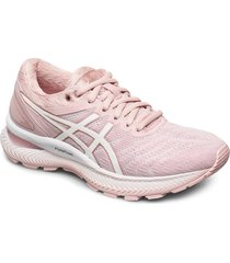 gel-nimbus 22 shoes sport shoes running shoes rosa asics