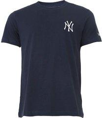 camiseta new era new york yankees azul-marinho
