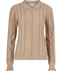 topp vipers knit l/s top
