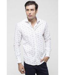 camisa blanca prototype jasna