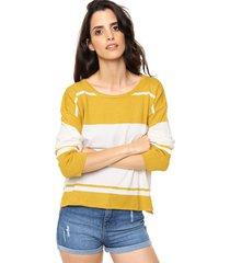 sweater mostaza nano