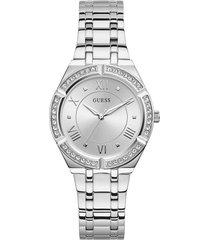 reloj guess mujer cosmo/gw0033l1 - plateado