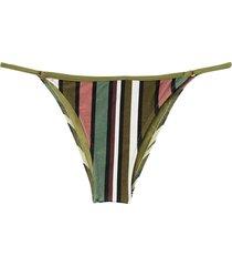 calcinha rosa chá lu stripes (listras, g)