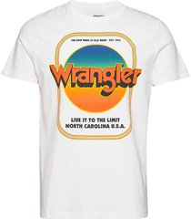 ss good times tee t-shirts short-sleeved vit wrangler