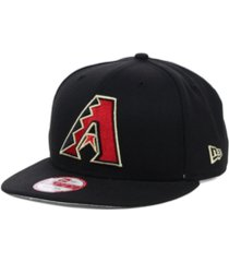 new era arizona diamondbacks mlb 2 tone link 9fifty snapback cap