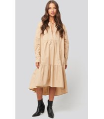 sisters point ento dress - beige