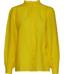 pittsburgh sh blouse lange mouwen geel part two
