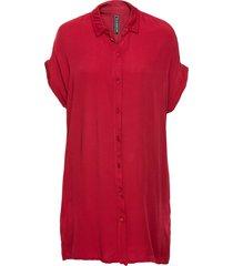 abito camicia (rosso) - rainbow