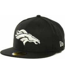 new era denver broncos 59fifty cap