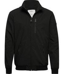 jackets outdoor woven tunn jacka svart esprit casual