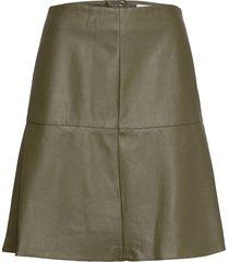 nubelen skirt kort kjol grön nümph
