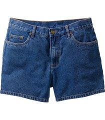 shorts di jeans regular fit (blu) - john baner jeanswear