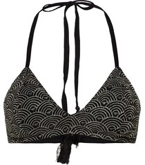 maria bikini bra black bikinitop svart underprotection