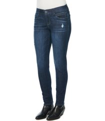 democracy women's high-rise ab solution ankle jegging