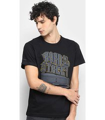 camiseta camaro born to street masculina