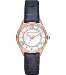 reloj michael kors para mujer - mini lauryn  mk2757