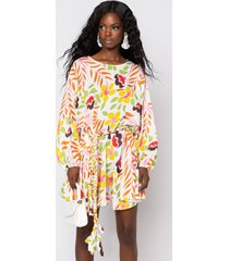 akira my everyday floral relax fit mini dress