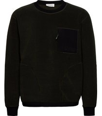 gorm sweater sweat-shirt trui zwart wood wood