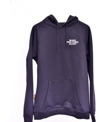 bluza hoodie make pogo core again black