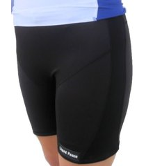 "women's 2mm neoprene wetsuit shorts, superstretch, 7"" inseam, high back comfort"