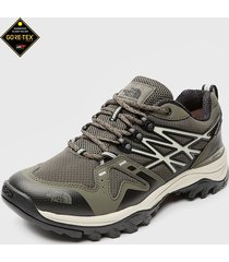 zapatilla m hedgehog fastpack gtx verde the north face