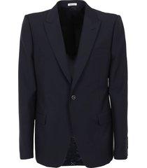 alexander mcqueen jacket blazer