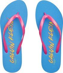 sandalia ff sandals azul calvin klein